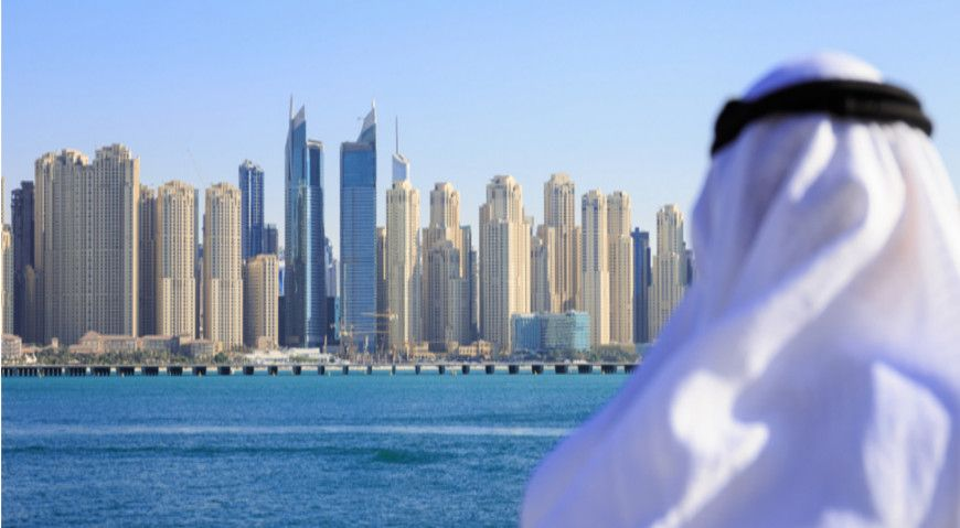 Exploring business opportunities in Dubai